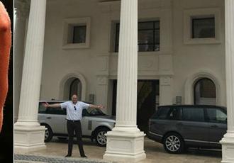 Тайсон Фьюрі купив собі неймовірний будинок (ФОТО)