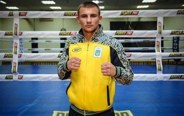 Олександр Хижняк завоював