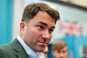 Хірн: Джейкобс також може оскаржити з Сергієм Дерев'янченком титул IBF