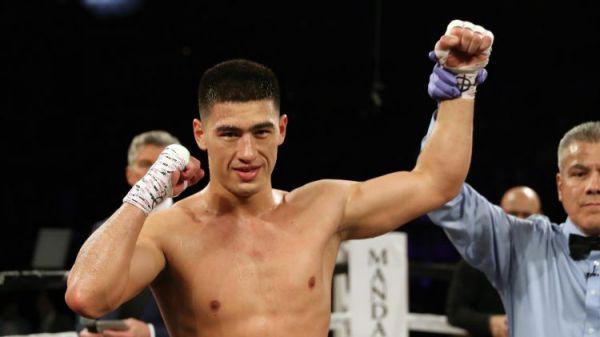 Російський чемпіон світу за версією WBA в напівваж...