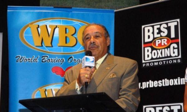 Президент Всесвітньої боксерської організації Фран...