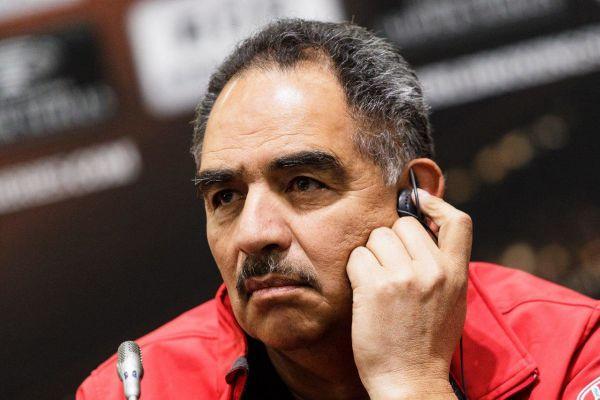 Абель Санчес, тренер екс-чемпіона WBC Давіда Бенав...