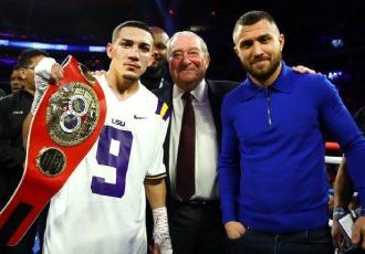 Гарсія: Лопес буде битися з одним з кращих боксерів світу
