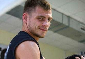 Український легковаговик Денис Берінчик  15–0, 9 К...