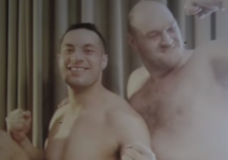 Новозеландсько-циганська хака. Мережу шокував танець Тайсона Фьюрі з командою Паркера (ВІДЕО)