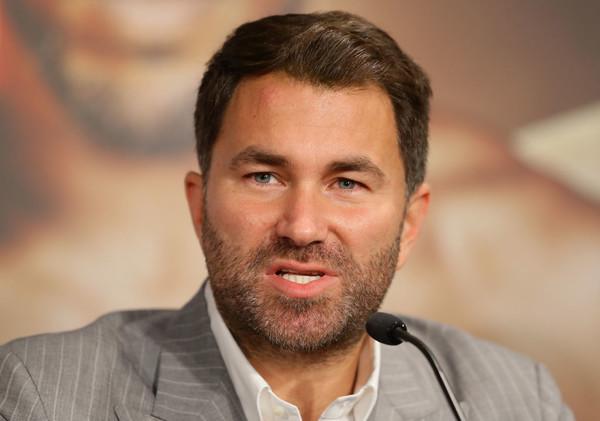 Хірн розповів про переговори щодо бою Альварес-Сондерс