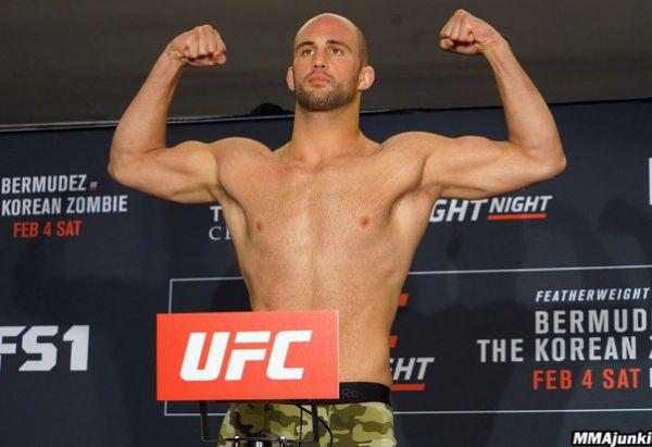 UFC прокоментувала ситуацію з арештом