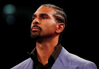 Хей: Розмови на публіку - частина образу боксера