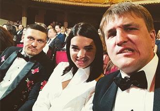 Усика визнали спортсменом року в Україні (ВІДЕО)