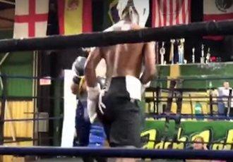 Технічний спаринг юних боксерів (ВІДЕО)