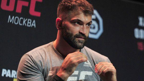 Орловський: Я безумовно не хочу бути грушею для інших бійців