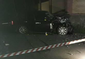 Розстріляли авто віце-президента Федерації боксу Києва (ФОТО)