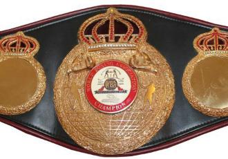 Кадр Дня. WBC створила власний золотий пояс
