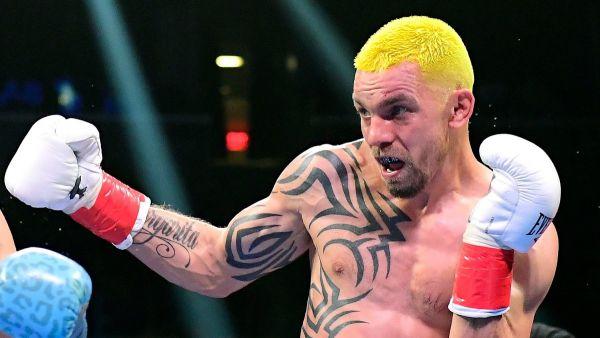 Український боксер Іван Редкач, який 17 квітня має...