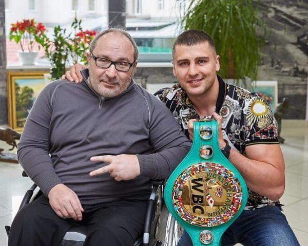 Гвоздик і Кернес у Харкові (ФОТО)