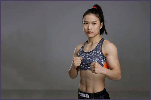 Вейлі Жанг битиметься з Роуз Намаюнас на початку 2021-го