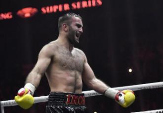 Гассієв: Збираюся стати абсолютним чемпіоном світу
