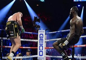 Новий король. Фьюрі знищив Вайлдера і відібрав його титул WBC