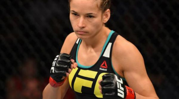 Марина Мороз встановила антирекорд UFC