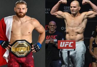 Керівник UFC Дана Вайт офіційно оголосив про поєди...