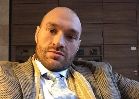 Тайсон Фьюрі: Тільки я є справжнім чемпіоном світу в суперважкій вазі