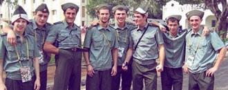 Ковальов поділився фото з часів армії (ФОТО)