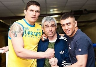 Усик: Анатолій Ломаченко - це батько і вчитель