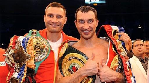 Віталій Кличко: Володимир однозначно буде в Залі боксерської слави