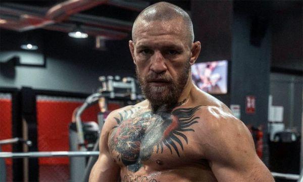 Конор - UFC: Будь ласка, створіть пояс Макгрегора