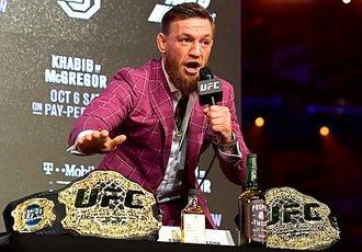 Макгрегор підписав унікальний контракт з UFC