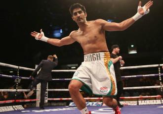 Хану підсовують в суперники індійського боксера