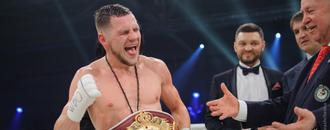Як Берінчик став міжнародним чемпіоном WBO (ФОТО)