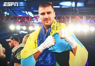 Як Гвоздик провів перший захист титулу WBC (ФОТО)