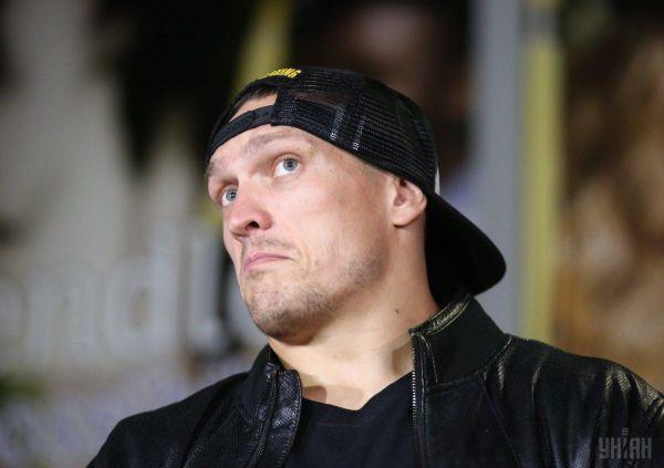 Усик: Не потрібно робити ніякого хайпу, мовляв, Усик відмовився боксувати з росіянином