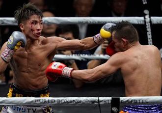 Як Іноуе підкорив боксерську Суперсерію (ФОТО)
