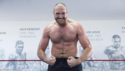 Фьюрі розповів, коли повернеться в ринг
