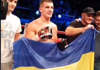 Іванов сказав, коли вийде на бій за пояс WBC International Silver