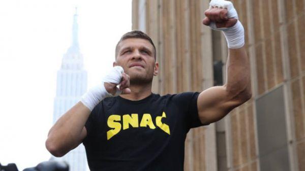 Дерев'янченко розповів, які висновки зробив після поразки від Головкіна