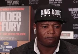 Ортіс назвав трьох боксерів, з якими він хоче битися