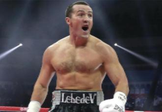 Лєбєдєв дав прогноз на бій Усика і Гассієва