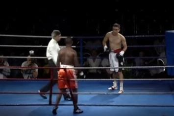 Узбецький боксер відімстив супернику за кривляння в ринзі (ВІДЕО)