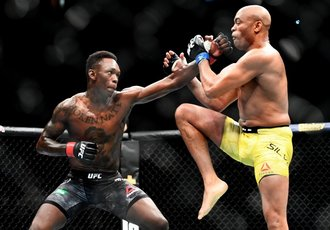 UFC 234. Ветеран Сілва поступився Адесаньї