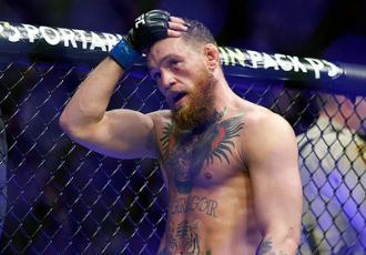 Віце-президент UFC: Нам не подобається, що Макгрегор ображає суперників