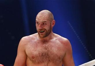 Ф'юрі: Я вже не той боксер, що бився з Кличком
