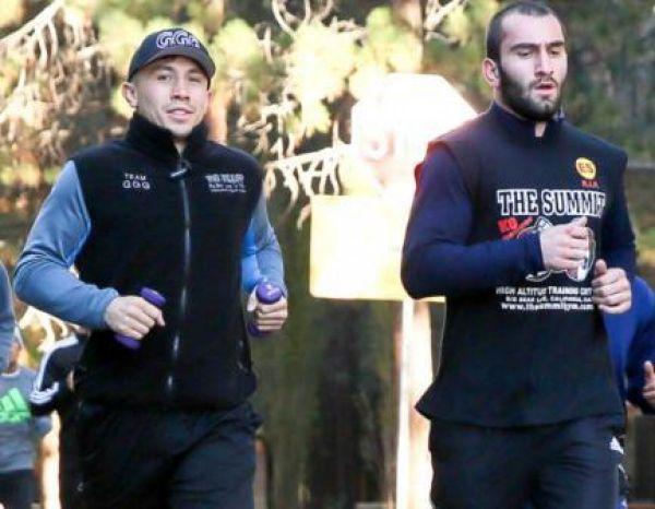Санчес: Головкін мотивує Мурата, Гассіев робить те ж саме з ним
