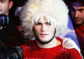 Нурмагомедов: Я зламав ребро і знову вибув з бою