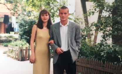 В'ячеслав Узєлков показав, яким був 18 років тому (ФОТО)