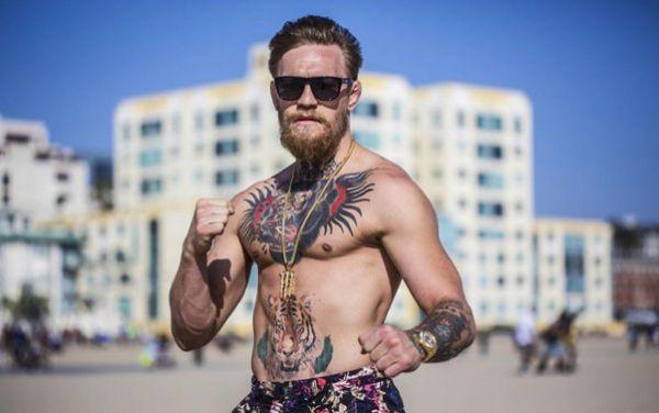 МакГрегор залетів у клітку Bellator та наробив галасу після бою (ВІДЕО)