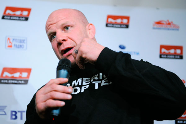 Монсон: Кличко великий боксер, але кепський політик