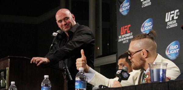 Вайт: На UFC 200 Конора не буде!